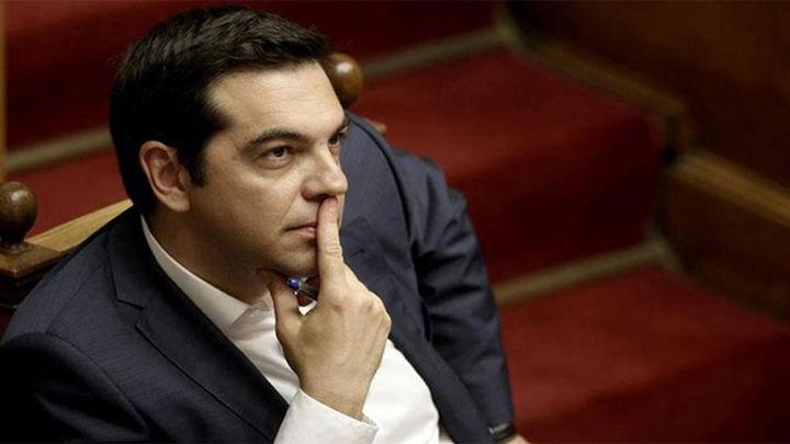 Tsipras pide al FMI que corrija las cifras erróneas y a Merkel que frene a Schauble