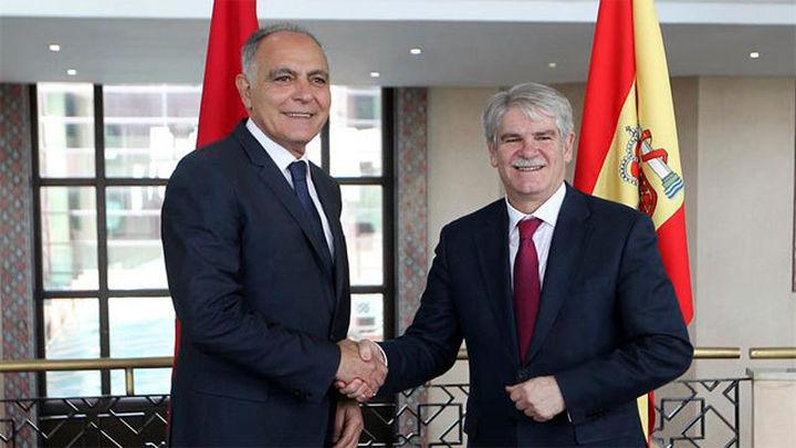 Dastis defiende en Marruecos una solución técnica para preservar el acuerdo comercial con la UE