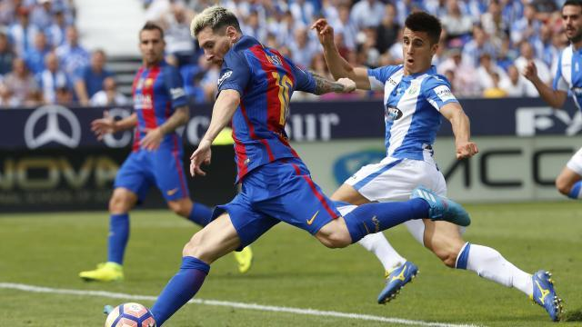 Barça-Leganés