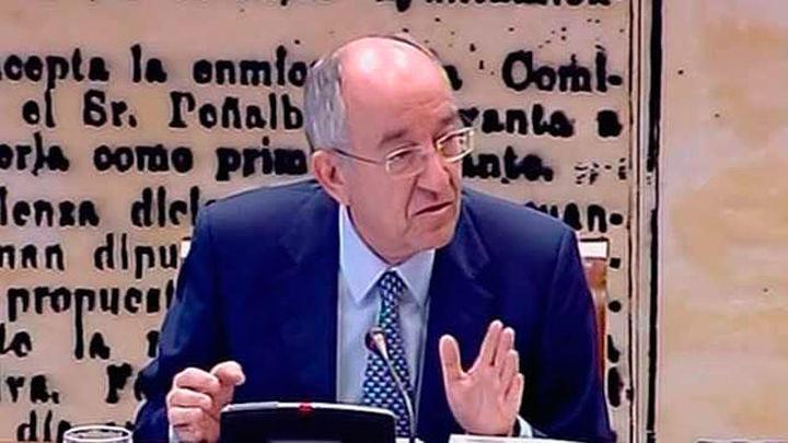 La Audiencia Nacional ordena investigar a Fernández Ordóñez por el caso Bankia