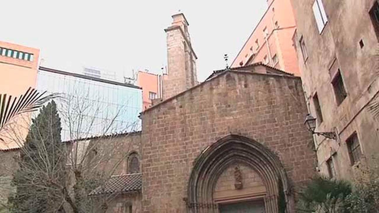 La iglesia de Santa Anna en Barcelona abrirá las 24 horas para dar cobijo a los sintecho