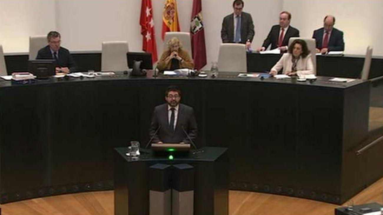 El PSOE y Ahora Madrid aprueban los presupuestos que ponen fin a la prórroga