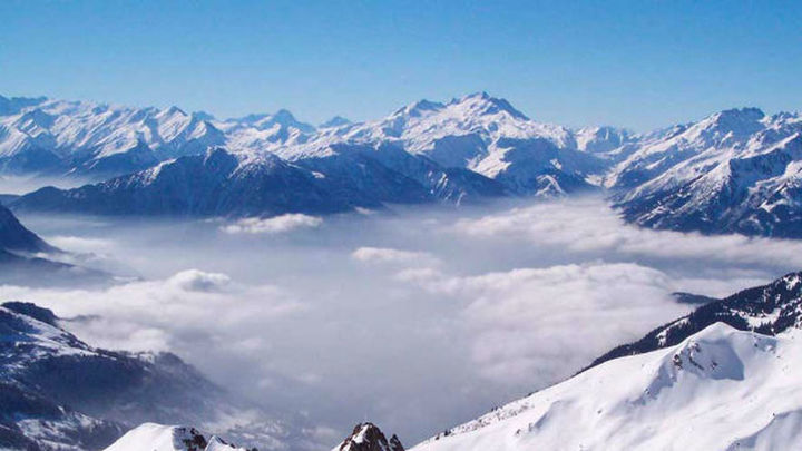 Los Alpes pueden perder un 70% de nieve a finales de siglo por el cambio climático