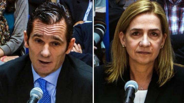 El abogado de Urdangarin dice que la Infanta  Cristina seguirá viviendo en Ginebra