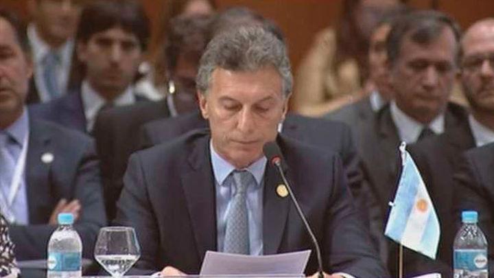 """Macri ve en viaje a España una oportunidad para """"relanzar"""" vínculo histórico"""