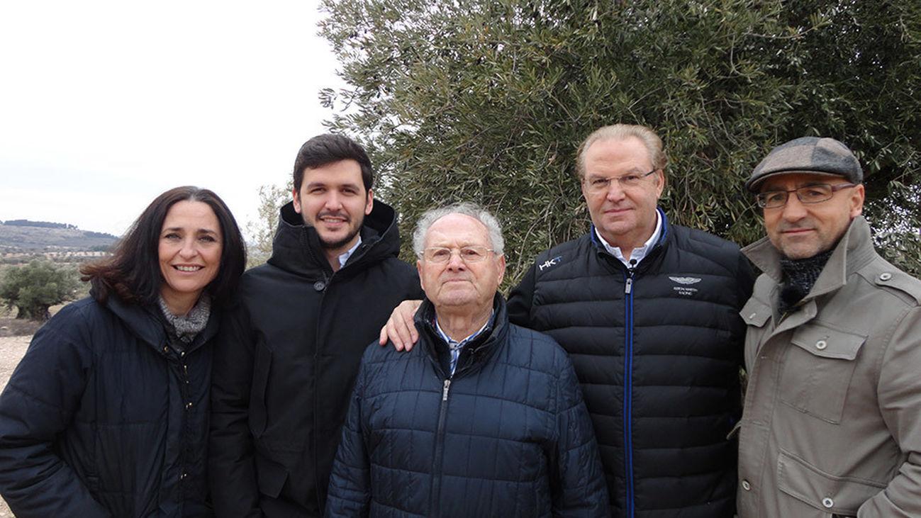 D Origen Madrid: Aceitunas de Campo Real