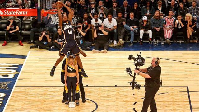 Concurso de mates de la NBA