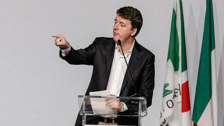 Renzi dimite como secretario general del Partido Demócrata (PD)