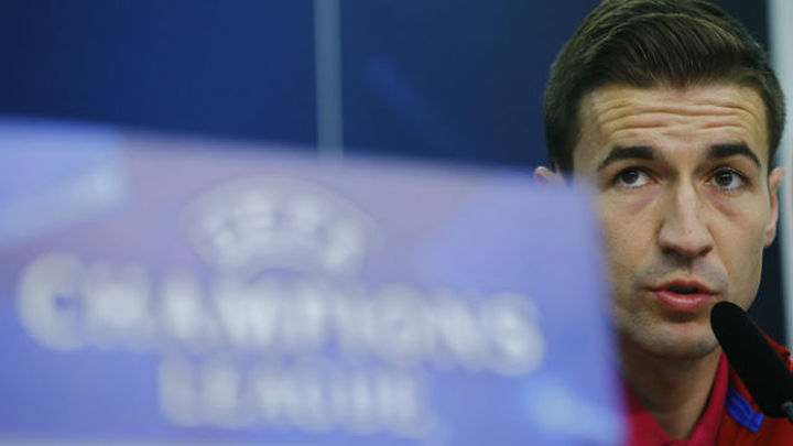 "Gabi: ""El Leverkusen va a ser un rival muy complicado"""