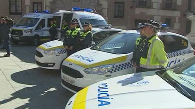 Más policías
