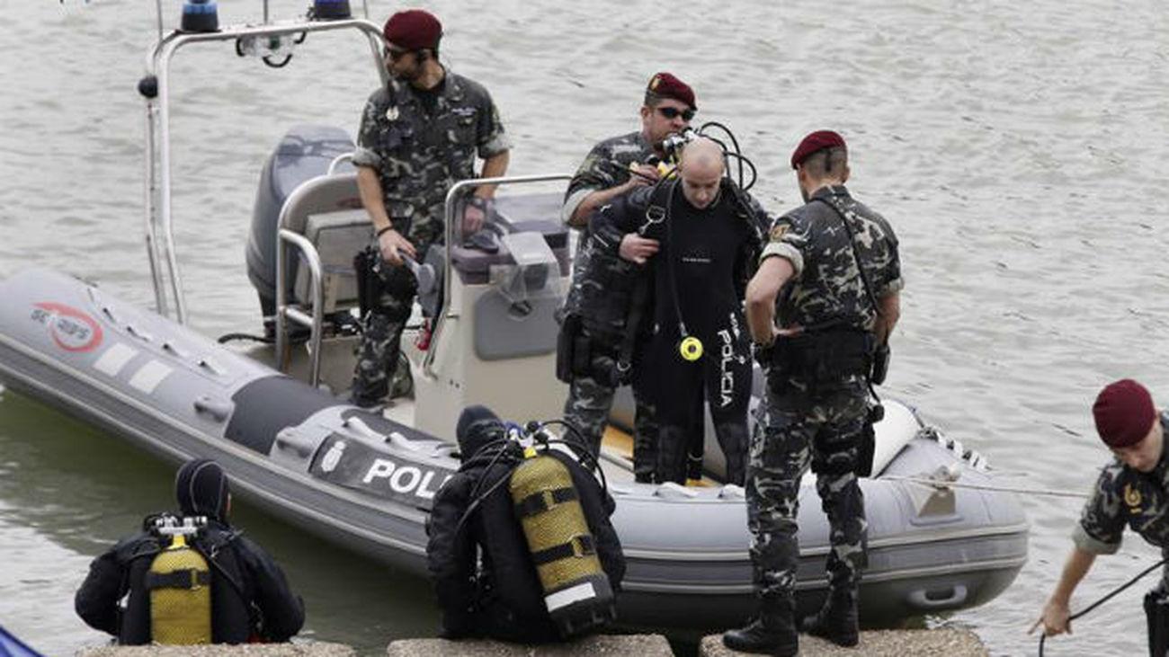Concluyen sin resultados la segunda  jornada de búsqueda del cuerpo de Marta en el río