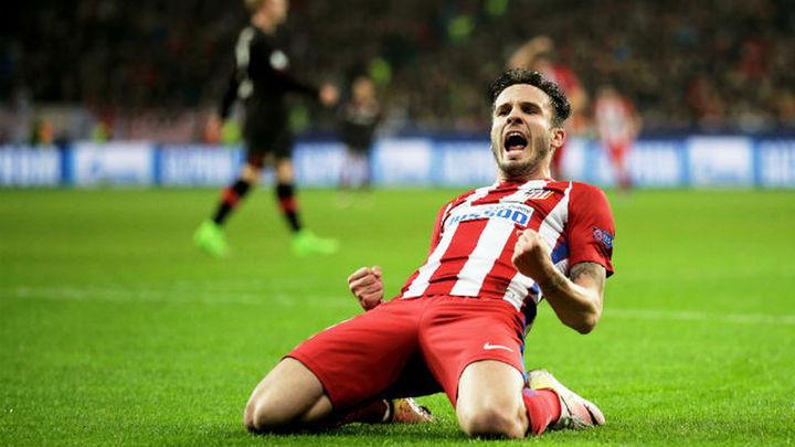 2-4. El Atlético encarrila los octavos con un festival goleador