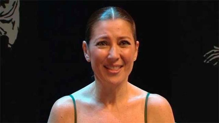 Sara Baras llega a Madrid convertida en confidente de sus 'Voces' flamencas