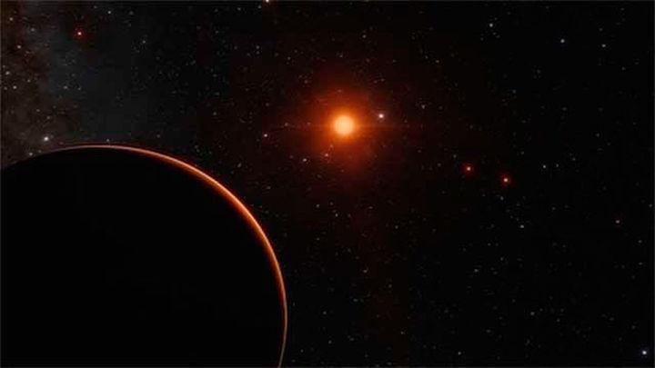 Hallados 7 planetas similares a la Tierra, tres de ellos con posibilidad de albergar agua