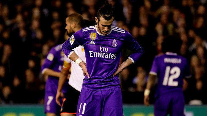 2-1. El Real Madrid cae en Mestalla