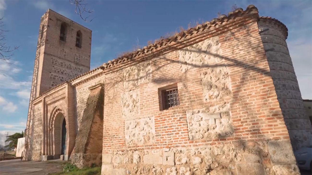 Santa María de la Antigua, el edificio más antiguo de Madrid