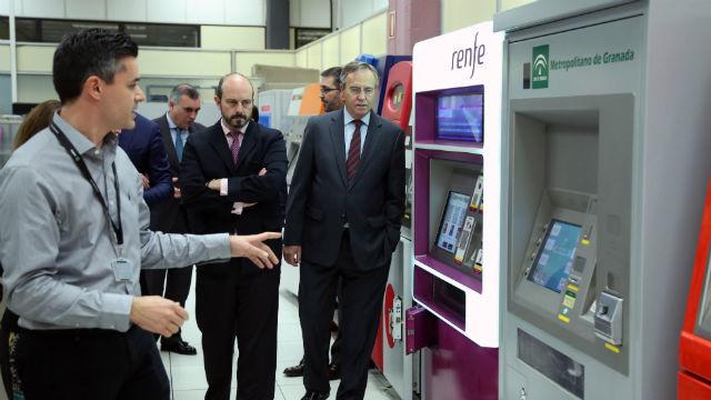 La Comunidad aplica 'tecnología inteligente' para mejorar la gestión y calidad del transporte