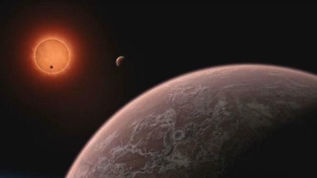 Vida en los confines de la galaxia