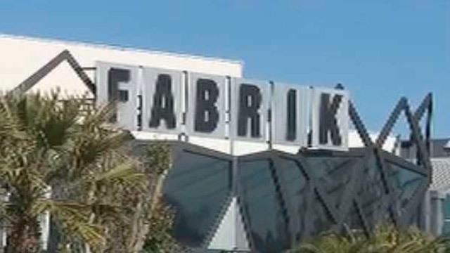 Discoteca Fabrik