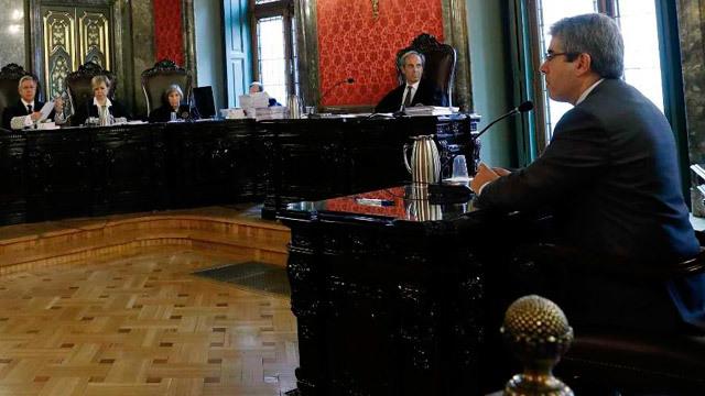 Homs ante el Tribunal Constitucional