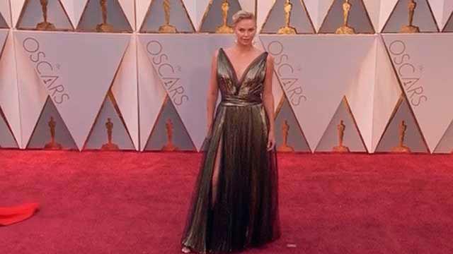 L alfombra roja de los Oscar