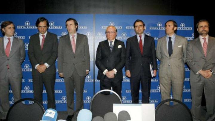 El juez impone una fianza de 496 millones de euros a 6 hijos de Ruiz-Mateos