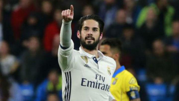 """Isco: """"Me queda un año con el Real Madrid, pero estamos cerca"""""""