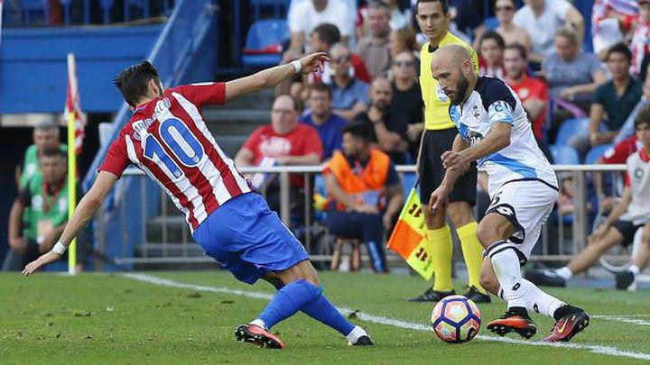 El Atlético busca afianzar la cuarta plaza ante el 'Dépor' de Mel