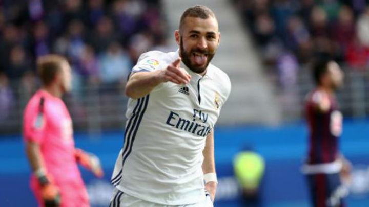 1-4. El Real Madrid reacciona con contundencia en Ipurúa