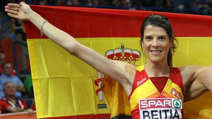 La ex atleta Ruth Beitia, elegida candidata  del PP a la Presidencia de Cantabria