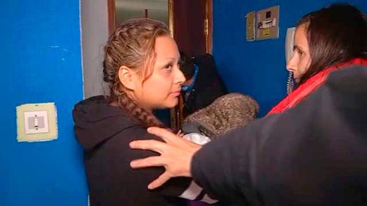 Dos desahucios paralizados en Parla y otro ejecutado en Madrid