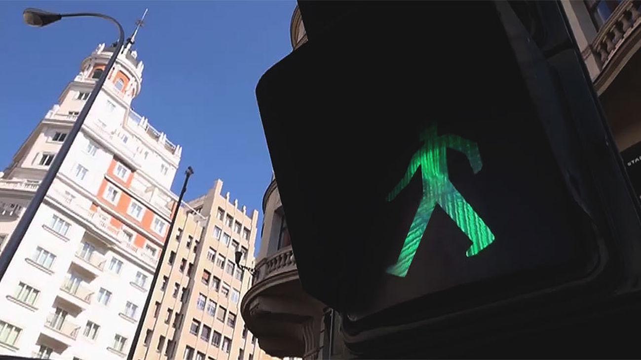 Reporteros 360:  La Plaza de España, verde