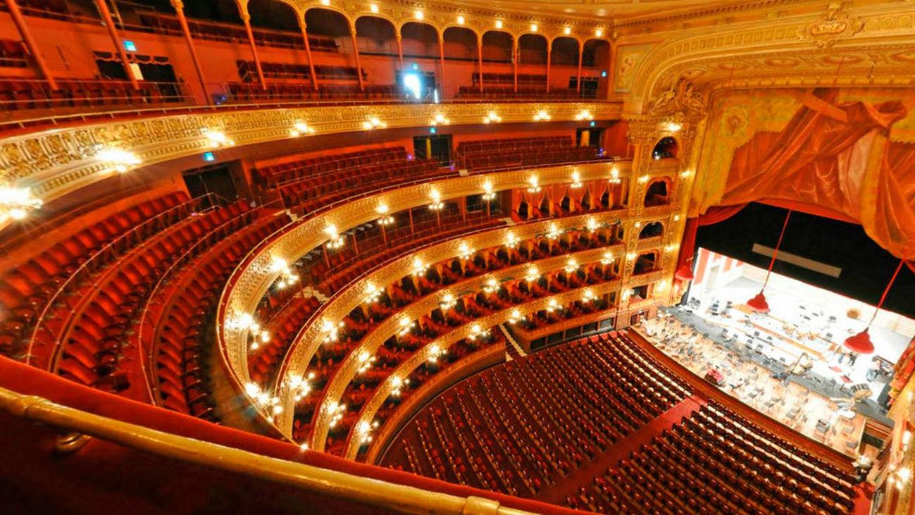 Teatro Colón, uno de los mejores del mundo