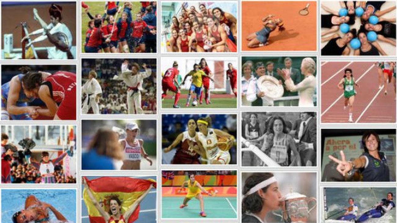 Mujeres que cambiaron el deporte, el deporte que cambiaron las mujeres