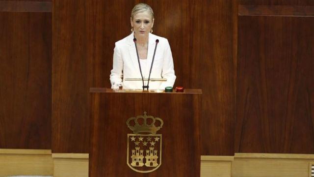Debate del Estado de la Región, 12:00 h.