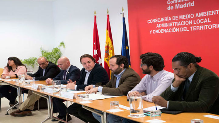 La Comunidad incrementará la protección ambiental del entorno de los ríos Alberche y Cofio