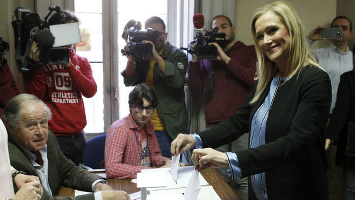 Cristina Cifuentes presidirá el PP de Madrid