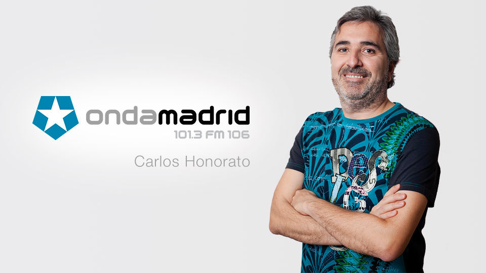 Carlos Honorato, Onda Madrid