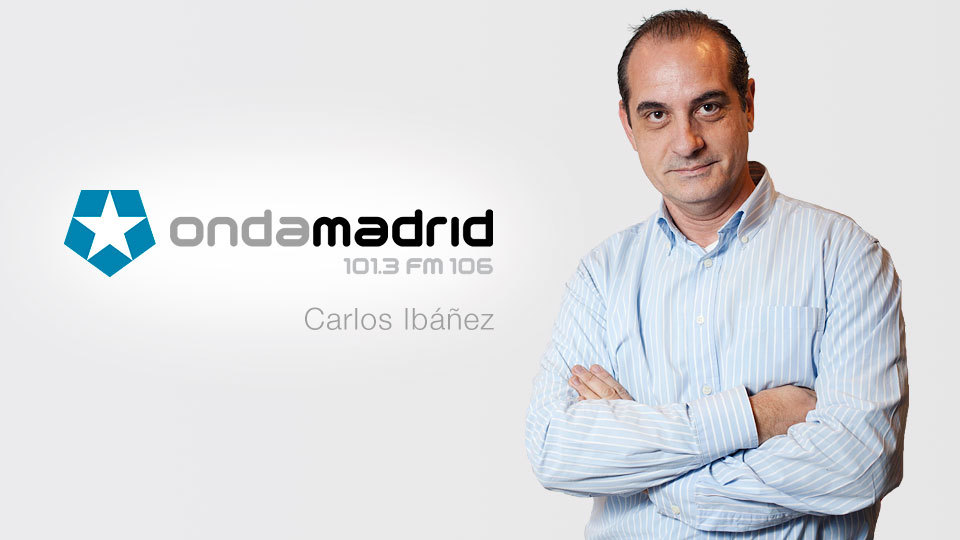 Carlos Ibáñez, Onda Madrid