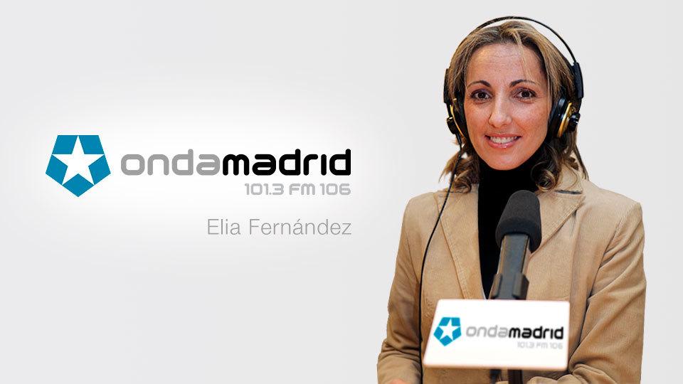 Madrid, nacional y deportes con Elia Fernández, 14:00