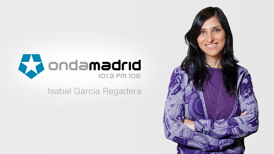 Isabel García Regadera, Onda Madrid