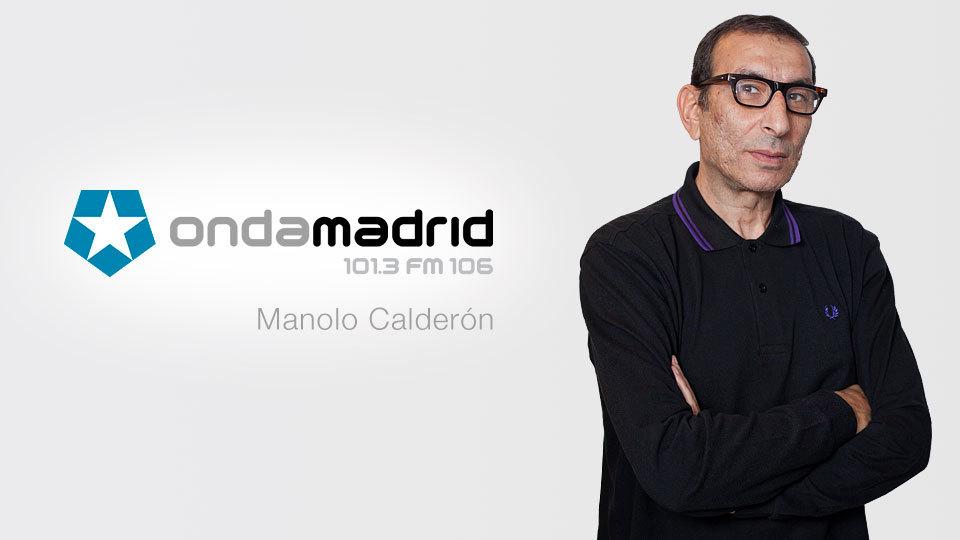 Desde el rock más clásico al más actual, con Calderón, 00:00