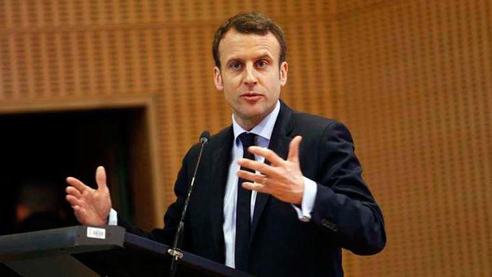 Macron se afianza en cabeza en las presidenciales galas y Le Pen se estanca