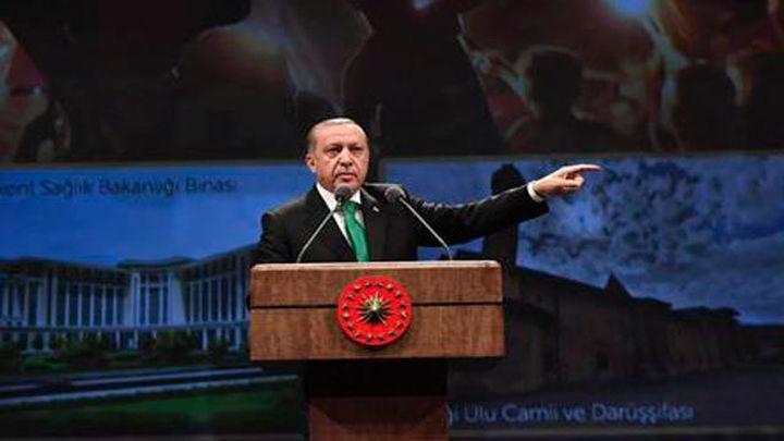"Erdogan acusa a Holanda de practicar ""terrorismo de Estado"""