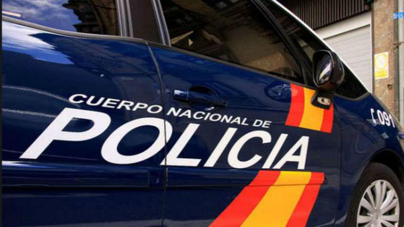 Coche de Policìa Nacional