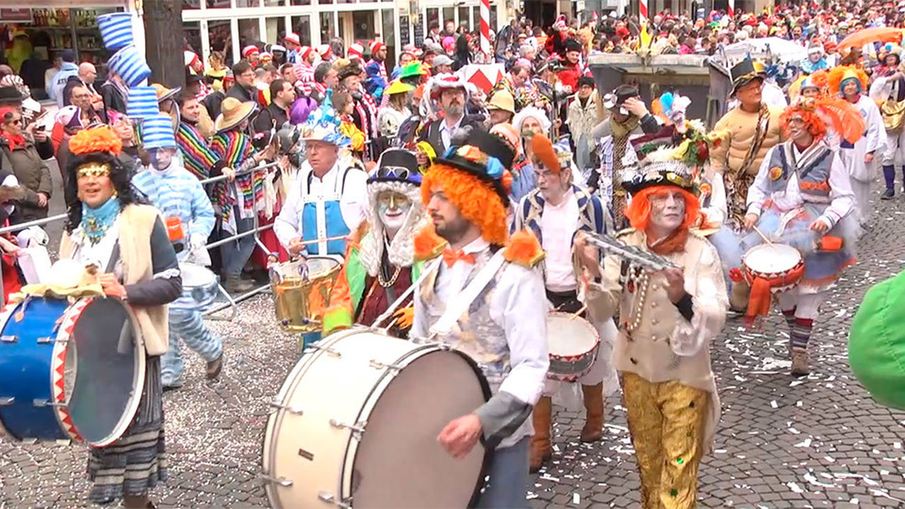 Madrileños por el Mundo se va al Carnaval de Colonia