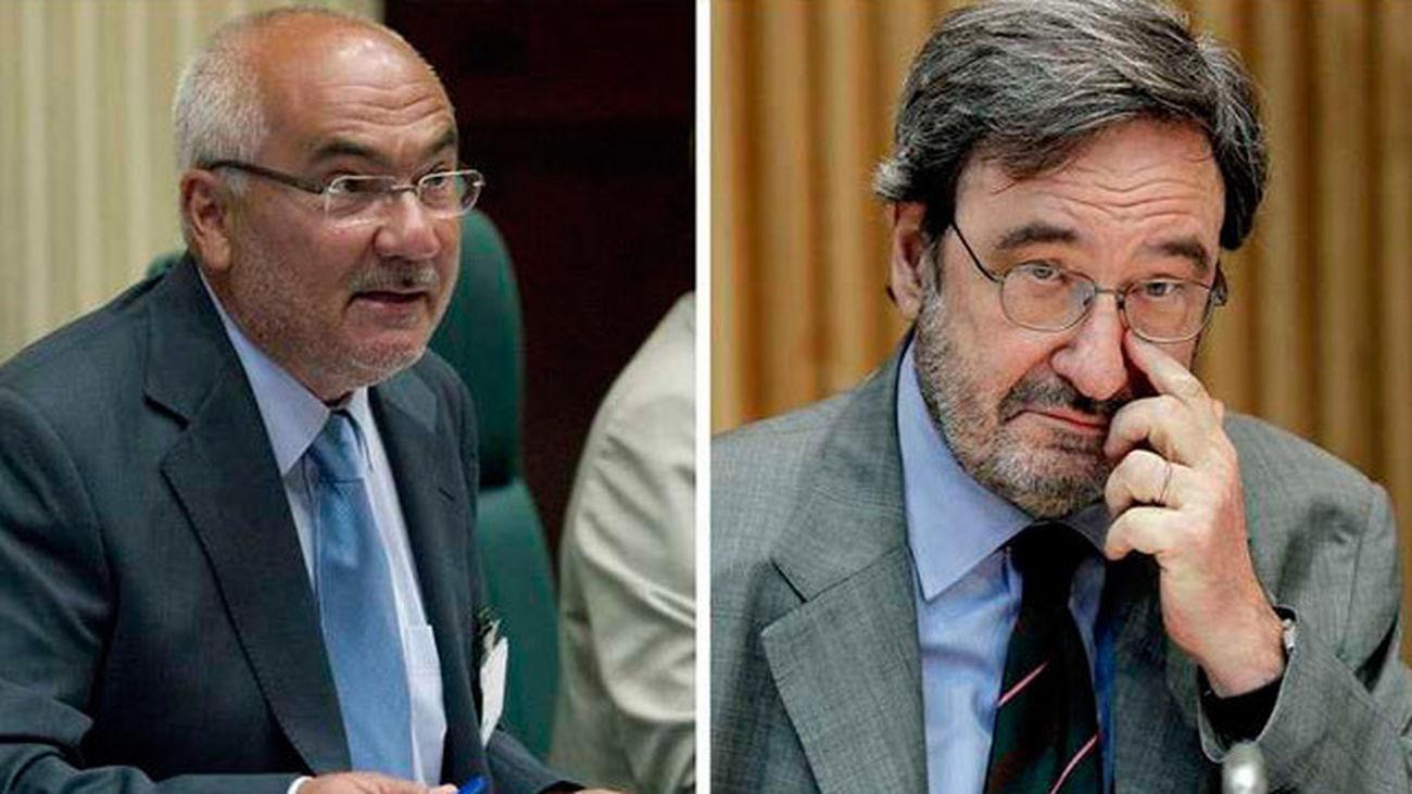 La Fiscalía pide cuatro años de cárcel para Serra  y Todó por los sueldos de Caixa Catalunya