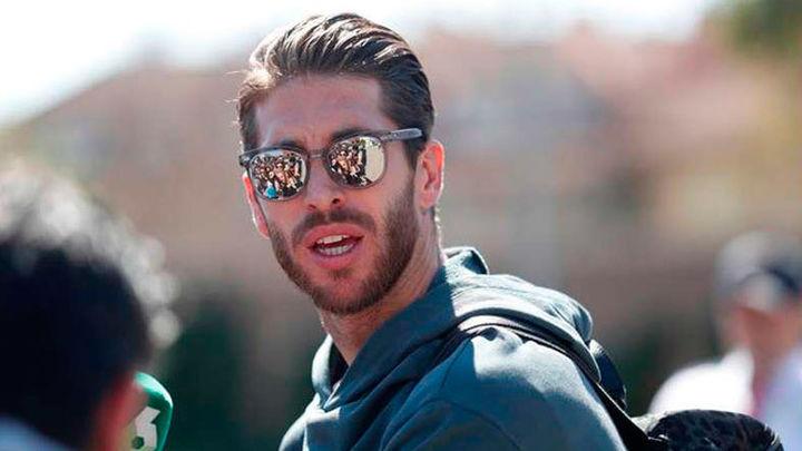 """Ramos: """"A Piqué y a mí nos gusta tirarnos alguna piedrecita, pero sin maldad"""""""
