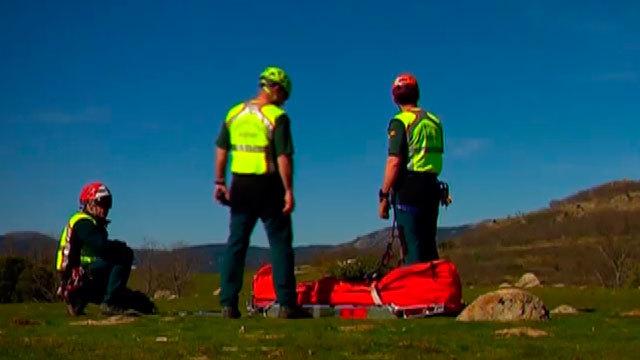 Los grupos de rescate de montaña