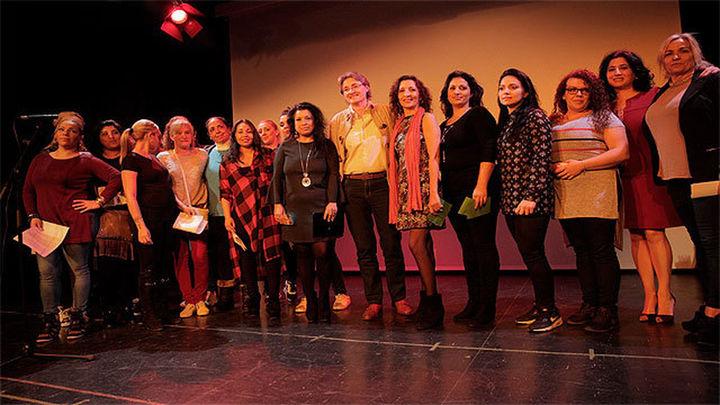 Mujeres gitanas reivindican su papel en la historia
